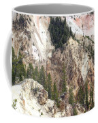 Sit For A Spell At Grand Canyon In Yellowstone Coffee Mug