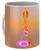 Sitting By The Fire Coffee Mug