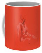 Sitting Model 1999 Coffee Mug