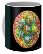 Six  Colorful  Eggs  On  A  Circle Coffee Mug