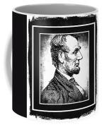Sixteenth President Bw Coffee Mug