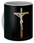 Sjncc Crucifix 1 Two K Eleven Coffee Mug
