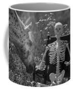 Skeleton In My Closet Coffee Mug
