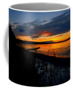 Skeloton Lake Sunset Hdr Coffee Mug