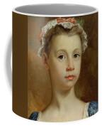 Sketch Of A Young Girl Coffee Mug