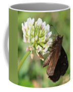 Skipper On Clover Square Coffee Mug