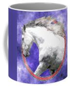 Sky Andalusian Coffee Mug