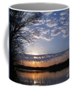 Sky At Dusk Coffee Mug