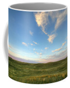 Sky At Sunset, Grasslands National Coffee Mug