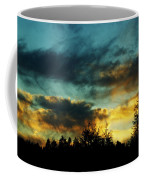 Sky Attitude Coffee Mug by Aimelle