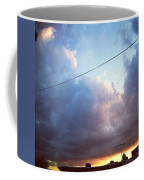 Sky Right Now Coffee Mug by Katie Cupcakes