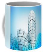 Skyscrapers In The City Coffee Mug