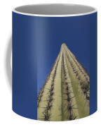 Skyward View Of A Saguaro Cactus Coffee Mug