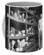 Slave Laborers In A German Coffee Mug