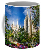 Slc Nw View Coffee Mug by La Rae  Roberts