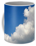 Sleeping Bear Cloud Coffee Mug
