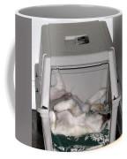 Sleeping In The Dog House Coffee Mug