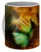 Sleeping Lion 2 Coffee Mug