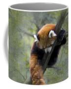 sleeping Small Panda Coffee Mug