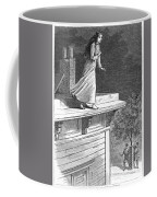Sleepwalking, 1880 Coffee Mug