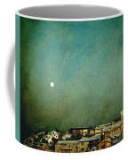 Sleepy Winter Town Coffee Mug