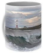 Slettnes Beacon  Coffee Mug