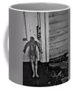 Slipped  Coffee Mug