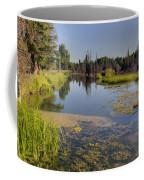 Slow Snake River Coffee Mug