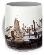 Sluice In China, 1800 Coffee Mug