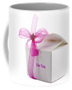 Small Box Of Chocolates Coffee Mug