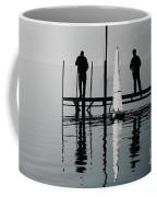 Small Sailing Boat Coffee Mug