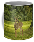 Small Stag Coffee Mug