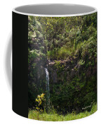 Small Waterfall - Hana Highway Coffee Mug