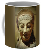 Smiling Goddess Coffee Mug