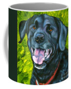 Smiling Lab Coffee Mug