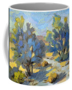 Smoketrees Light And Shadow Coffee Mug