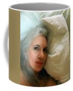 Smudged Lipstick II Coffee Mug