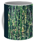 Snake Grass On The Beach Coffee Mug