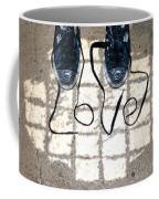 Sneaker Love 1 Coffee Mug by Paul Ward