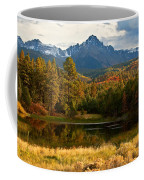 Sneffels Reflections Coffee Mug