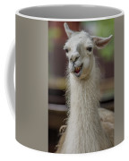 Snickering Alpaca Coffee Mug