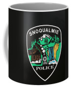 Snoqualmie Police Coffee Mug