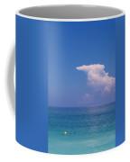Snorkeler In Paradise Coffee Mug