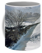 Snow Above Barbondale - Barbon Coffee Mug