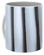 Snow Abstract 3 Coffee Mug