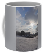 Snow At The Art Museum - Philadelphia Coffee Mug