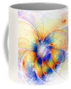 Snow Blossom Coffee Mug