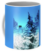 Snow Bow Coffee Mug
