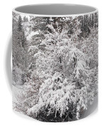 Snow Bush Coffee Mug