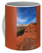 Snow Canyon 1 Coffee Mug